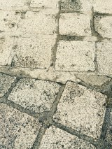 old pavement