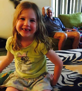 rosalie and grandfather