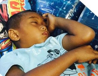 superman finally went to sleep
