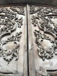 wood carved art