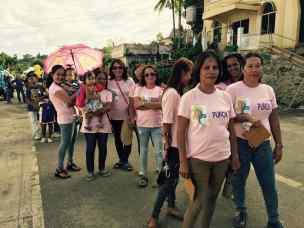 ladies of purok 4