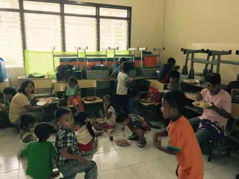 take your lunch grade 1