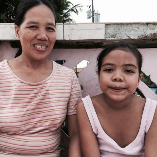 lyn and nanay