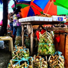 street baskets