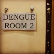 the dengue ward
