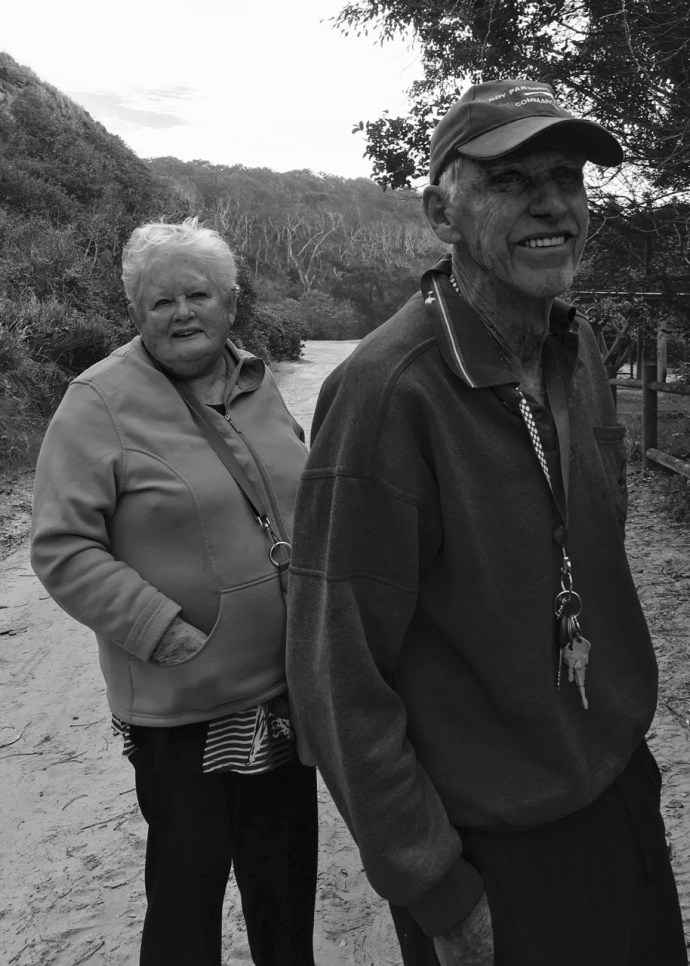 mum and dad together 50 years