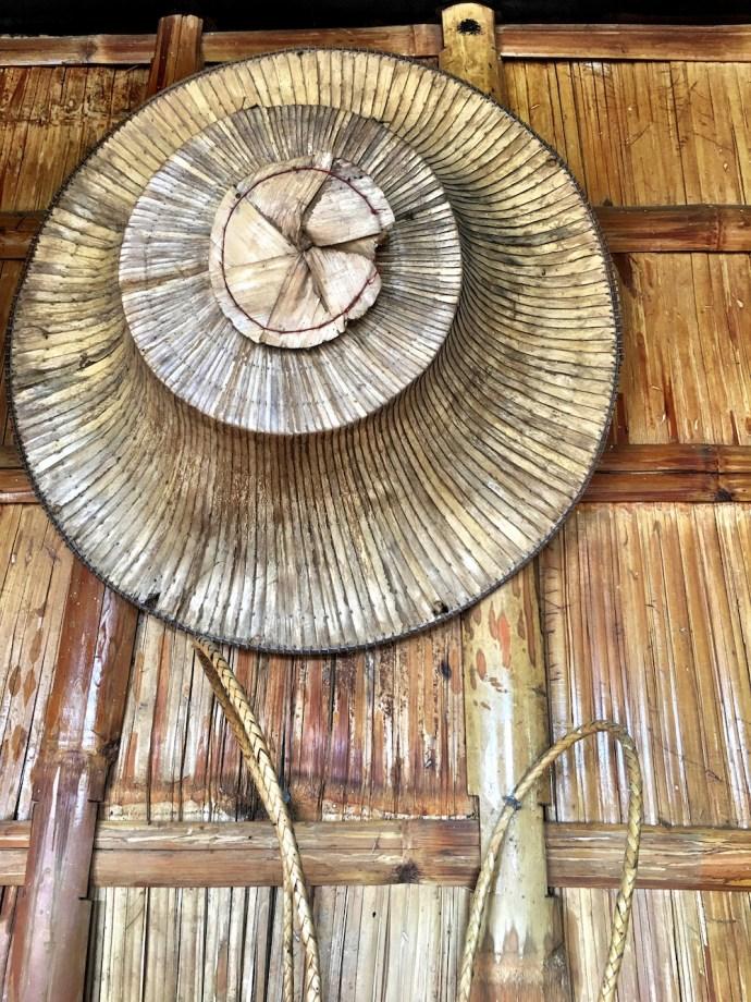 philippine woven hat