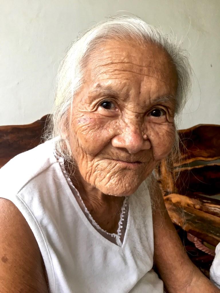 Filipino Grandmother