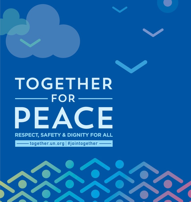 together for peace 2017 Peace Day