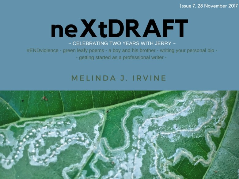 neXtDRAFT Issue 7. 28 November 2017
