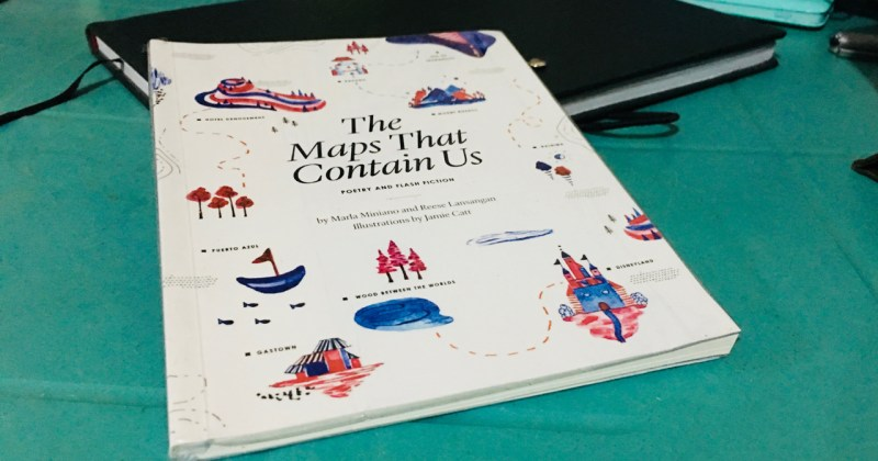 BOOK REVIEW THE MAPS THAT CONTAIN US