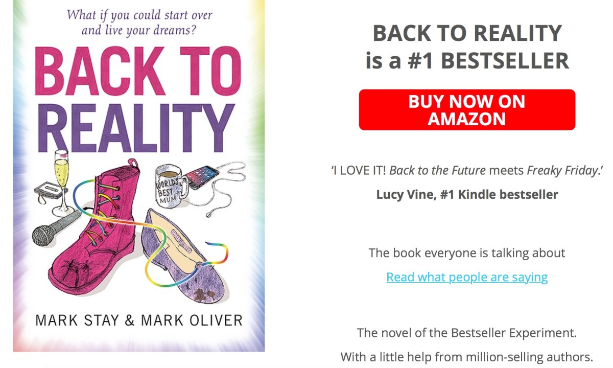 Book Review: Back to Reality