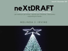 neXtDRAFT an eZine by Melinda J. Irvine Issue 8.