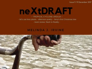 neXtDRAFT an eZine by Melinda J. Irvine Issue 9.