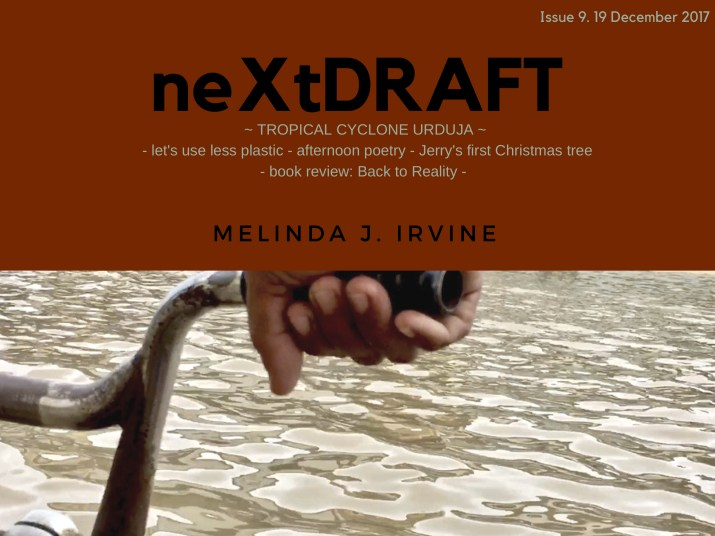 neXtDRAFT an eZine by Melinda J. Irvine Issue 9.