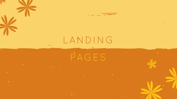 Online Copywriter Melinda J. Irvine creates landing pages that convert