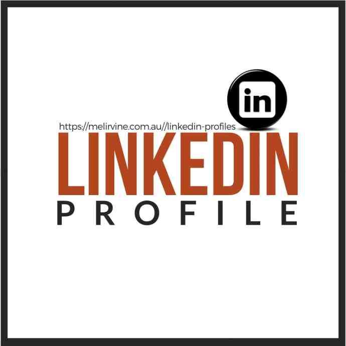 get a professionally written Linkedin Profile by Melinda J. Irvine