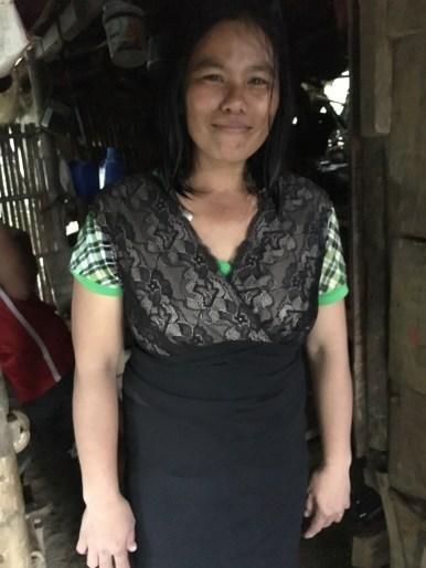 neda's new dress