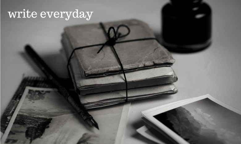 Melinda J. Irvine write-everyday