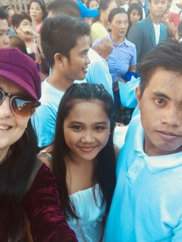 at the mass wedding estancia philippines