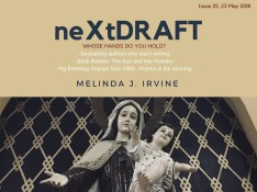 neXtDRAFT an eZine by Melinda J. Irvine Issue 25.