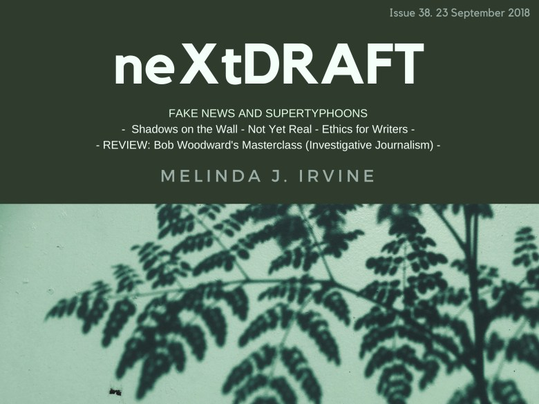 neXtDRAFT an eZine by Melinda J. Irvine Issue 38