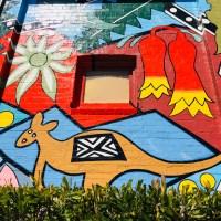 murals in blackheath nsw