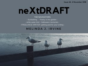 neXtDRAFT an eZine by Melinda J. Irvine Issue 44