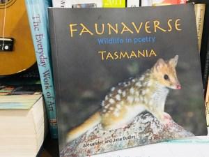 Faunaverse Tasmania in print