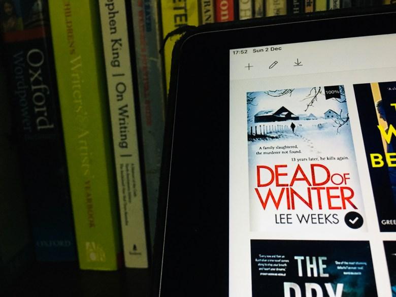 dead of winter -- lee weeks
