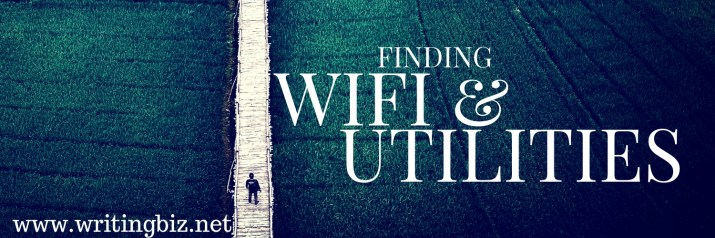 WIFI and utilities - Melinda J. Irvine Freelance Writer www.writingbiz.net