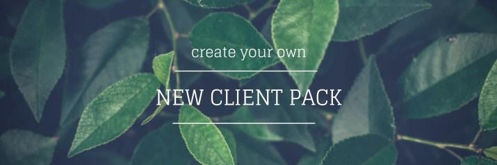 create your own new client pack - Melinda J. Irvine Freelance Writer