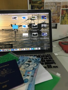 how do you easily access your money while abroad? by Melinda J. Irvine