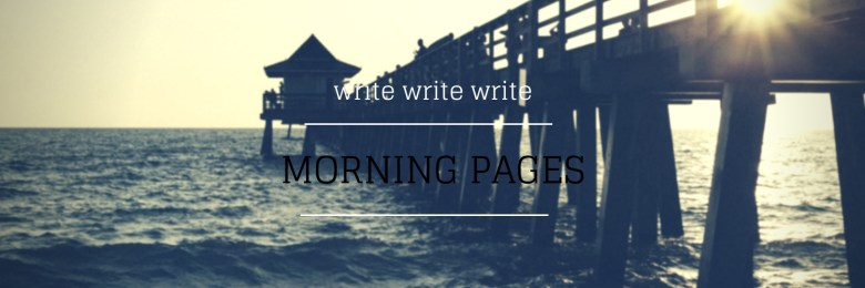 MORNING PAGES - Melinda J. Irvine Freelance Writer www.writingbiz.net