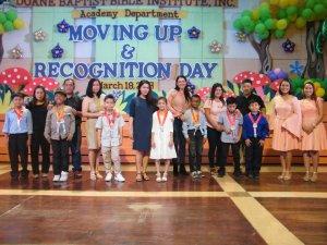 jerry's award from grade 4