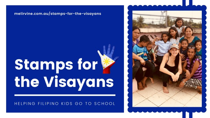 stamps for the visayans - title banner