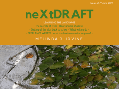 neXtDRAFT an eZine by Melinda J. Irvine Issue 57