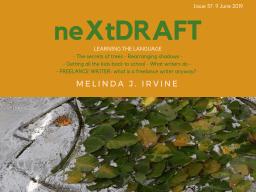 neXtDRAFT an eZine by Melinda J. Irvine Issue 57