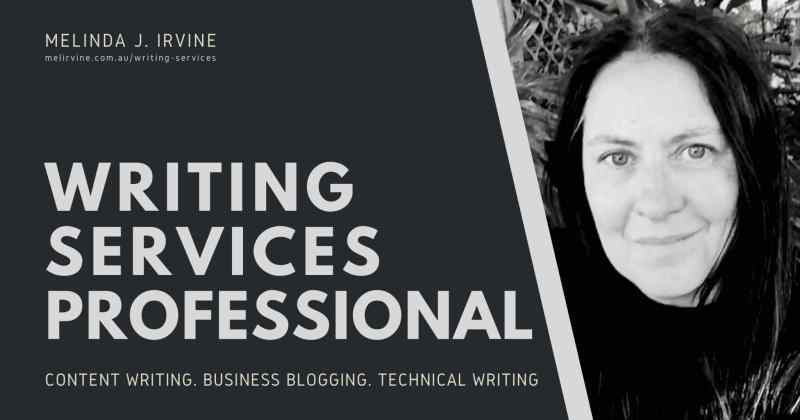 Melinda J. Irvine Writing Services Professional - GHOST WRITER BUSINESS BLOGGER V4