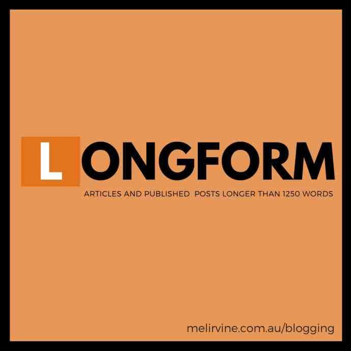 get longform posts for your business website @ Melinda J. Irvine