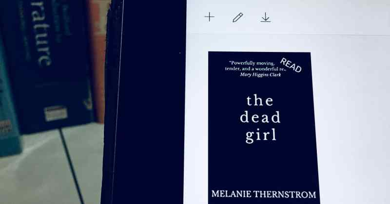 screen shot from The Dead Girl by Melanie Thernstrom2