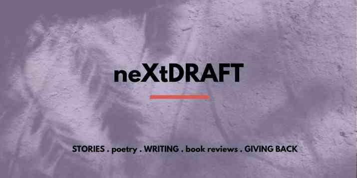 neXtDRAFT banner @ Melinda J. Irvine