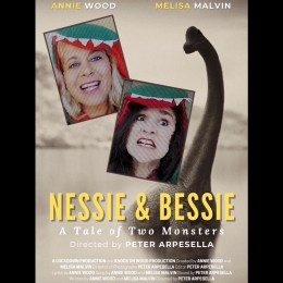 Coming Soon! Nessie & Bessie: A Tale of Two Monsters