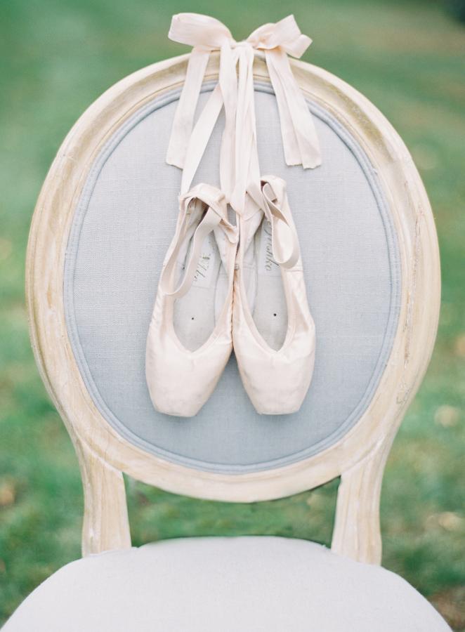 Looks de novia inspirados en el ballet