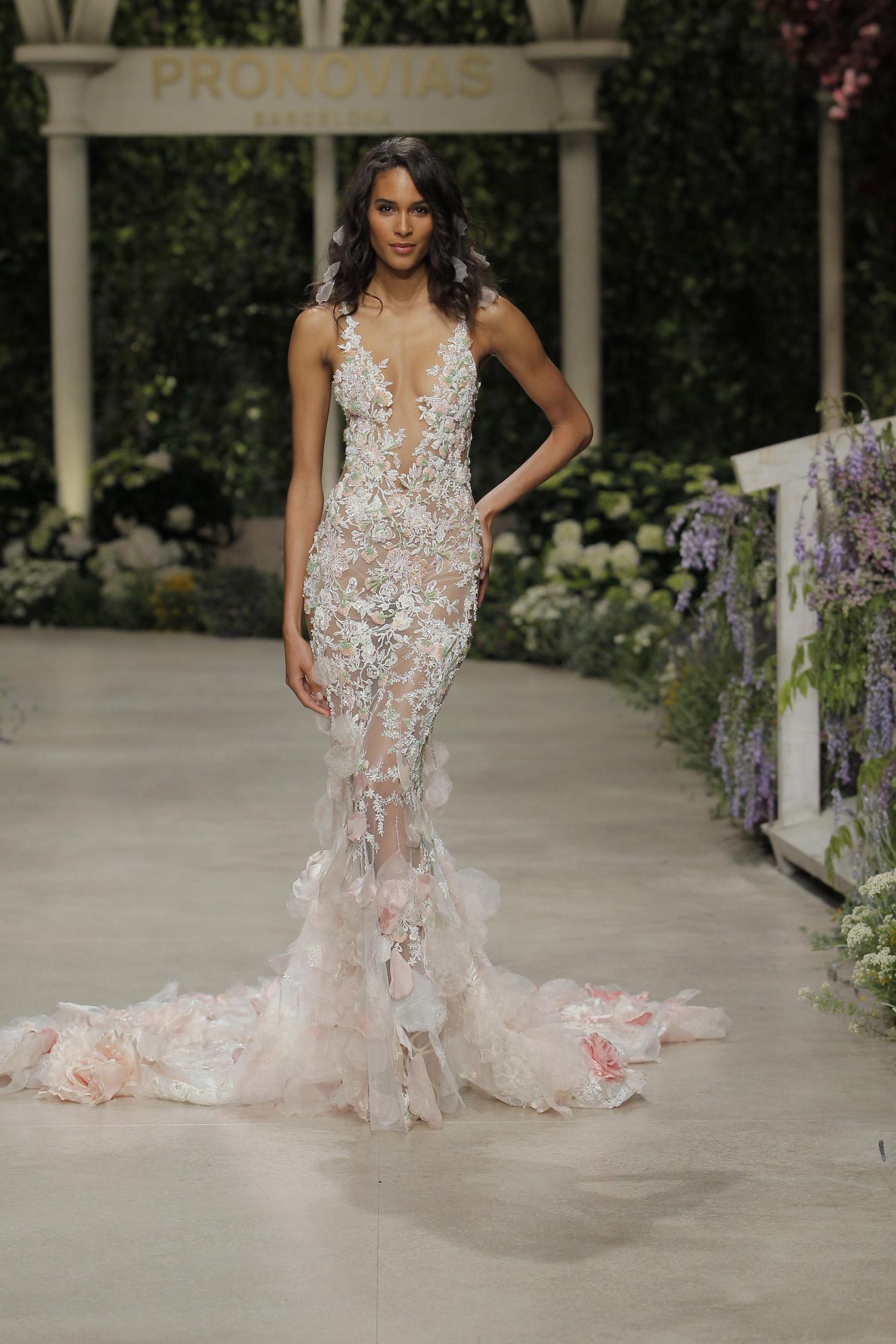 Vestidos de novia Pronovias 2019