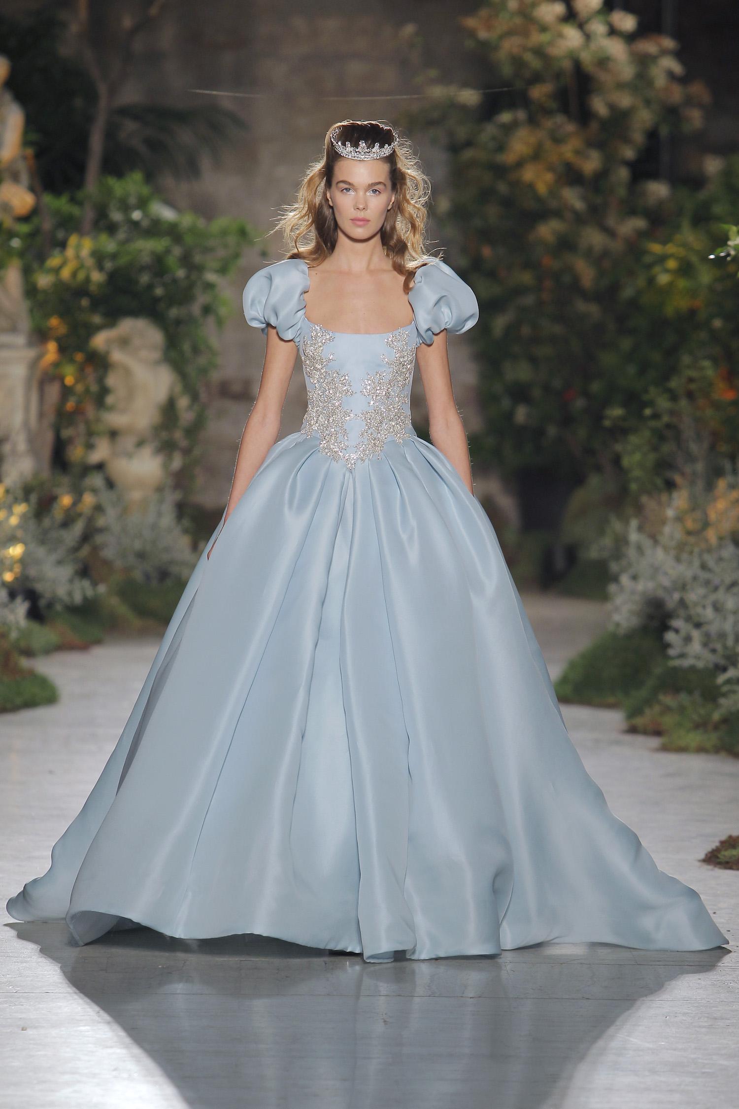 Reem Acra 2019: Los vestidos de novia más románticos