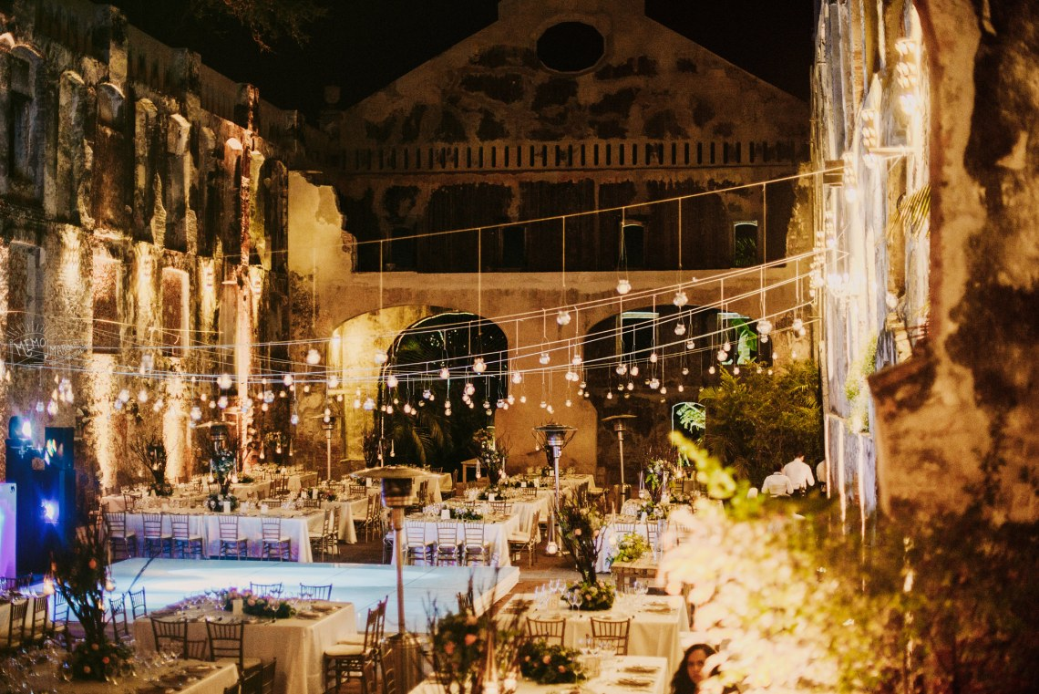 Boda en Hacienda San Carlos Borromeo