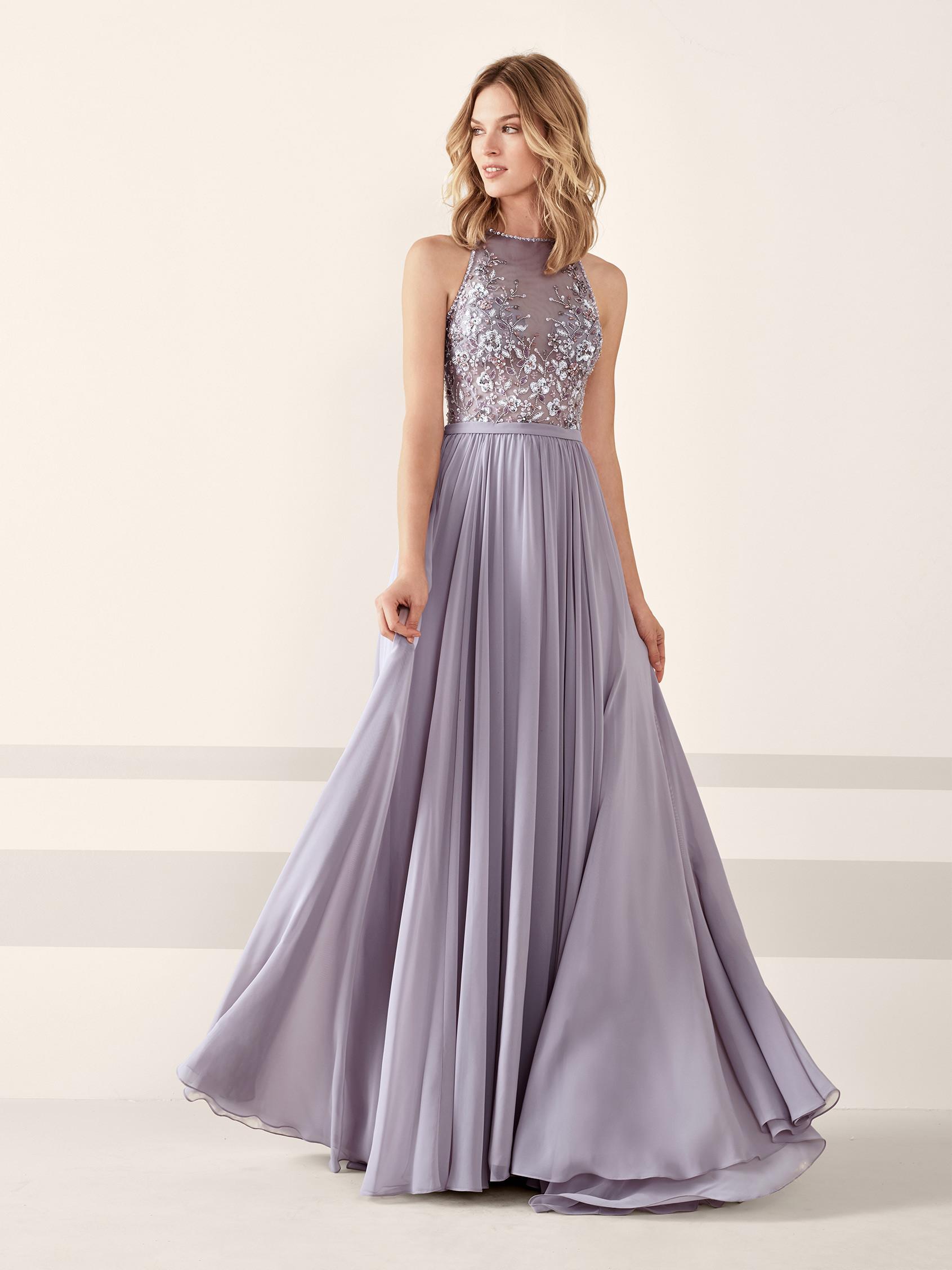 332fb0be0 Vestidos largos liz minelli 2019 - Elegante vestido de moda de ...