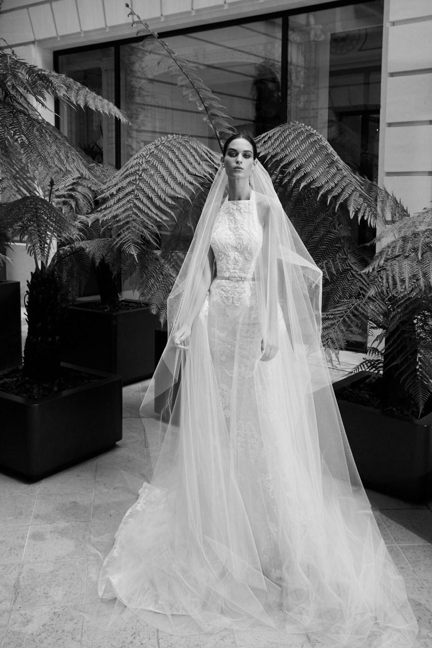 Vestidos de novia Elie Saab otoño 2019