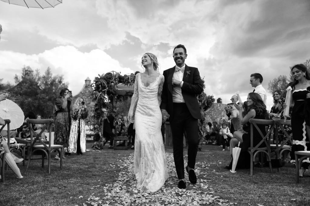 La boda de Bea de la Borbolla y Ricardo Cohen
